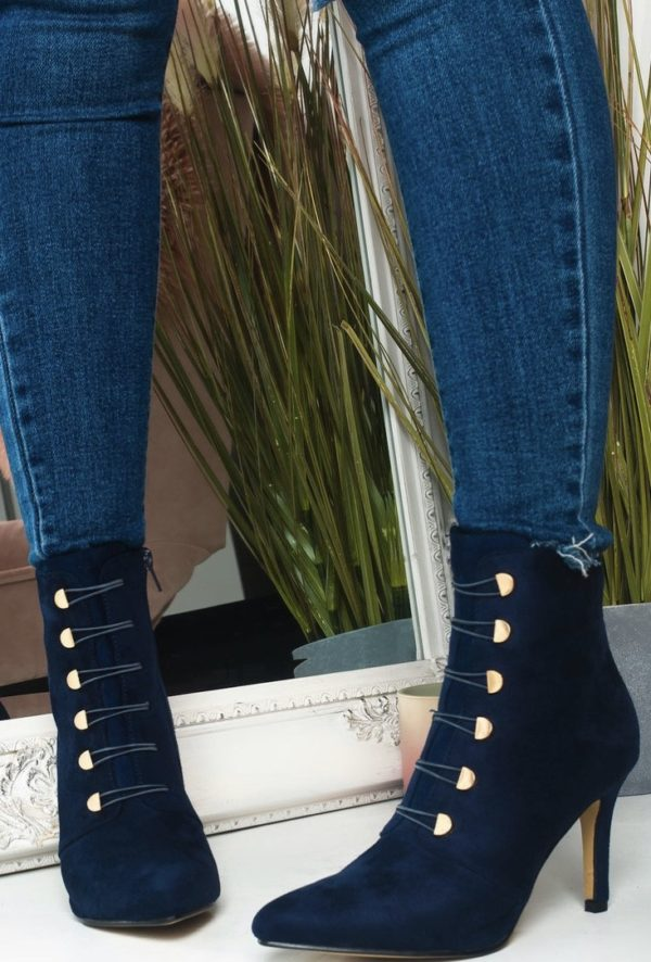 navy boots 1