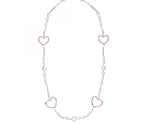 heart and pearl long